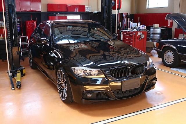 BMW335i Mスポーツ(E90)の車両販売です。