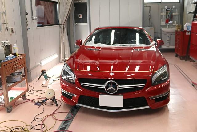 メルセデス・ベンツ SLクラス(R231)の車両販売です。