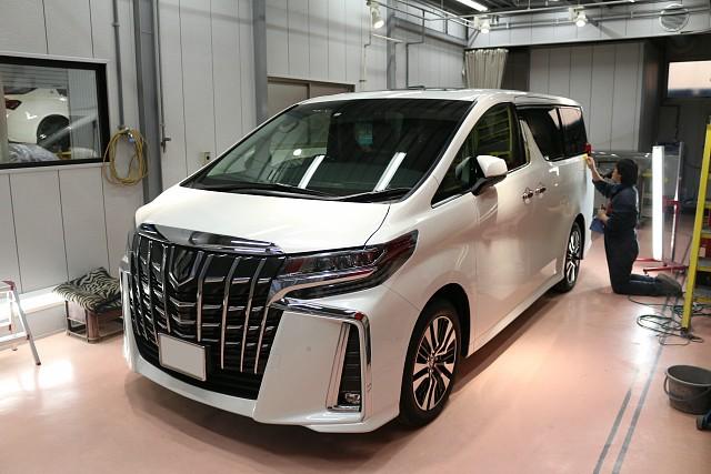新型アルファード Executive Lounge S V6 3.5Lの新車販売